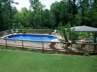 We Install The Highest Quality Above Ground Pools Or Semi
