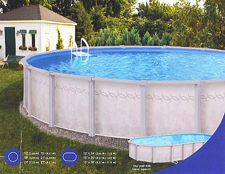 Above Ground Pools A 1 Pools Amp Spa Service In